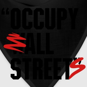 OCCUPY WALL STREET - Bandana