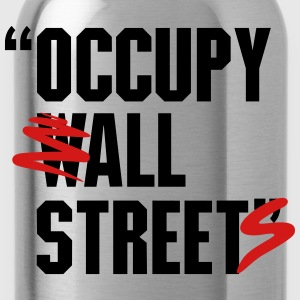 OCCUPY WALL STREET - Water Bottle