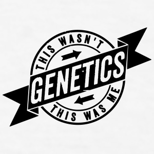 Genetics Gym Workout - Men's T-Shirt