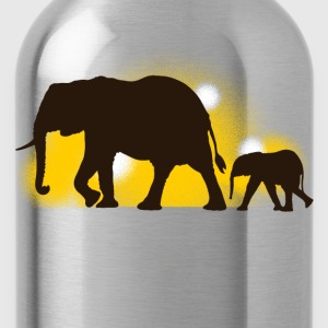 elephants T-Shirts - Water Bottle