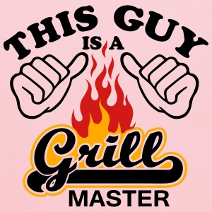 This Guy Is Grill Master - Kids' Hoodie