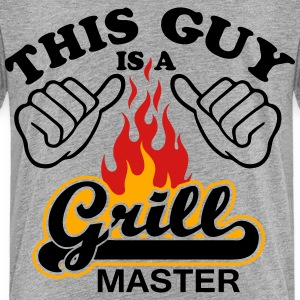 This Guy Is Grill Master - Toddler Premium T-Shirt