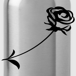 rose Women's T-Shirts - Water Bottle
