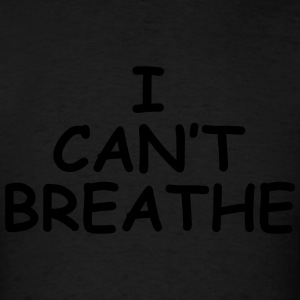 I Can't Breathe LeBron Shirt Long Sleeve Shirts - Men's T-Shirt