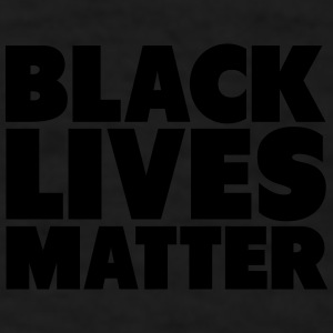 Black Lives Matter Shirt Accessories - Men's T-Shirt