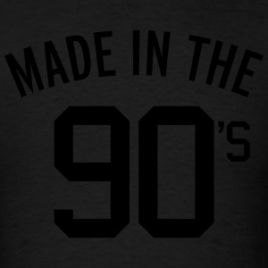 Made In The 90's  Molletons - T-shirt pour hommes