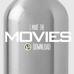 Movie Downloader - Water Bottle