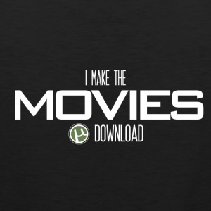 Movie Downloader - Men's Premium Tank