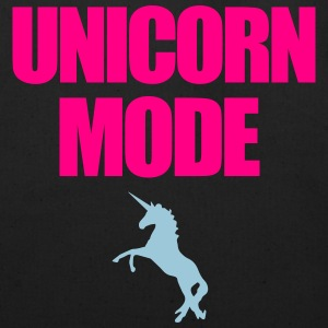 Unicorn Mode Tanks - Eco-Friendly Cotton Tote