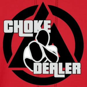 Choke Dealer (Black) T-Shirts - Men's Hoodie