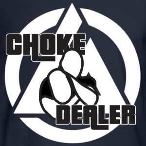 Choke Dealer T-Shirt - Men's Long Sleeve T-Shirt