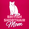 British Shorthair Mom Kids' Shirts - Kids' Premium T-Shirt