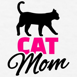 Cat Mom Mugs & Drinkware - Men's T-Shirt