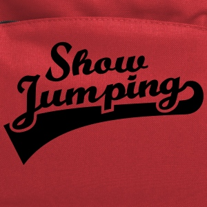 Show Jumping Women's T-Shirts - Computer Backpack