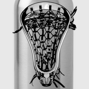 Lacrosse Negative Traditional - Water Bottle