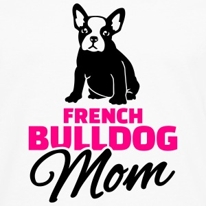 French Bulldog Mom Kids' Shirts - Men's Premium Long Sleeve T-Shirt