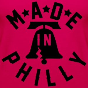Made In Philly T-Shirts - Women's Premium Tank Top
