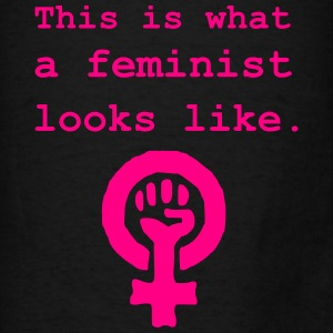 Feminism Bags & backpacks - Men's T-Shirt