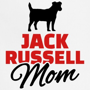 Jack Russel Mom Women's T-Shirts - Adjustable Apron
