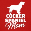 Cocker Spaniel Mom Women's T-Shirts - Women's T-Shirt