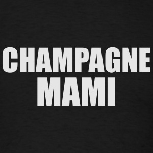 Champagne Mami Tanks - Men's T-Shirt