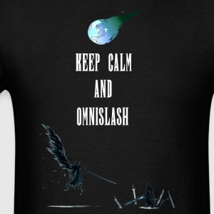 Cloud Sephiroth Omnislash Final Fantasy Hoodies - Men's T-Shirt