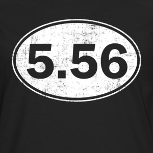 5.56 T-Shirts - Men's Premium Long Sleeve T-Shirt