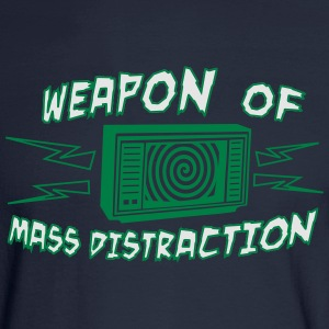 Weapon Mass Distraction shirt - Men's Long Sleeve T-Shirt