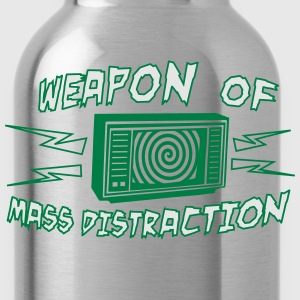 media manipulation shirt - Water Bottle