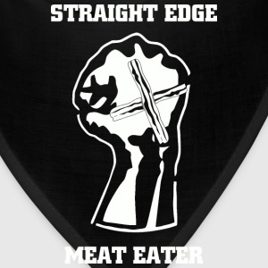 Straight Edge Meat Eater - Bandana