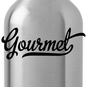 Gourmet Women's T-Shirts - Water Bottle