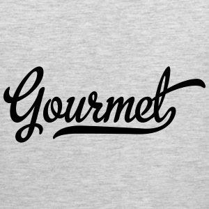 Gourmet Women's T-Shirts - Men's Premium Tank