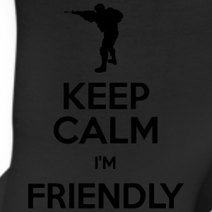 Keep Calm I'm Friendly [DayZ] T-Shirts - Leggings