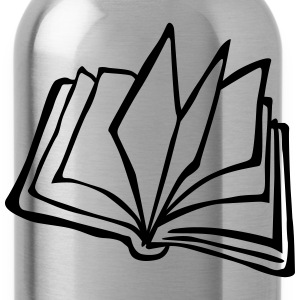Book T-Shirts - Water Bottle