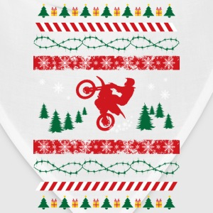 Ugly Christmas Sweater MX Long Sleeve Shirts - Bandana