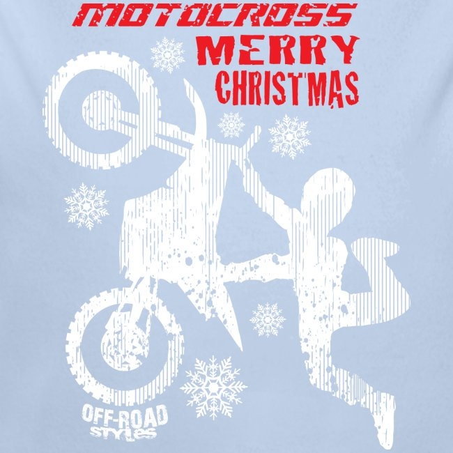Motocross Christmas Shirt
