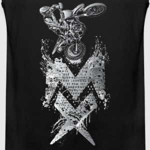 Wicked Motocross Shirts Baby & Toddler Shirts - Men's Premium Tank