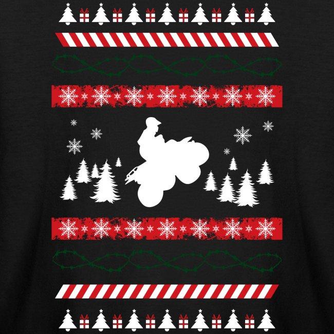 Ugly Christmas Quad