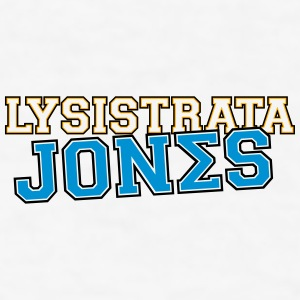 Lysistrata Jones - Mug - Men's T-Shirt
