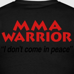 MMA Warrior - Men's T-Shirt