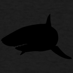Shark Hoodies - Men's T-Shirt