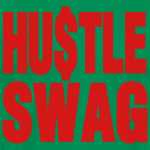 HUSTLE SWAG - Men's Premium T-Shirt