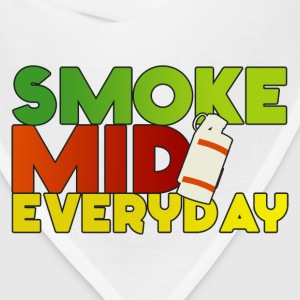 Smoke Mid Everyday Color T-Shirt - Bandana