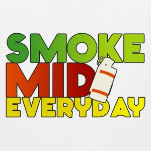 Smoke Mid Everyday Color T-Shirt - Men's Premium Tank