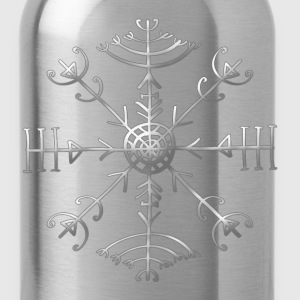 Veldismagn - Fortune & Protection Symbol, Iceland  - Water Bottle