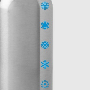 Winter is coming! Snowflake, Winter sports, Skiing Women's T-Shirts - Water Bottle