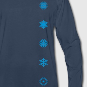 Winter is coming! Snowflake, Winter sports, Skiing Women's T-Shirts - Men's Premium Long Sleeve T-Shirt
