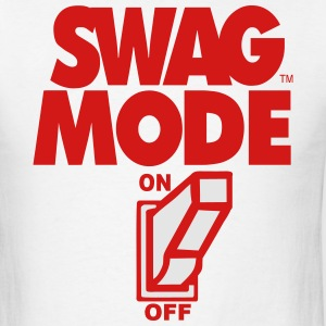SWAG MODE ON Hoodies - Men's T-Shirt