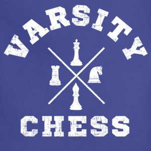 Varsity Chess T-Shirts - Adjustable Apron