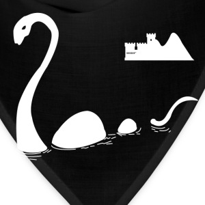 The Loch Ness Monster T-Shirts - Bandana
